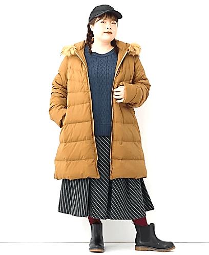 ぽっちゃりさんにはどの編み方・サイズ感のセーターがおすすめ?_01